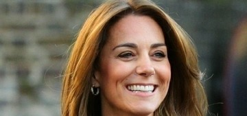 People: Duchess Kate 'is finding her voice' & she's 'turned into our future Queen'