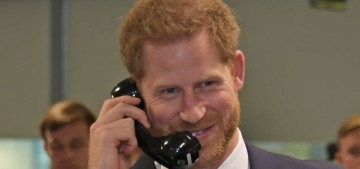 Prince Harry closed a billion-Euro deal as 9/11 Charity Day trader in London