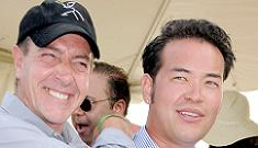 Jon Gosselin and Michael Lohan pitching reality show: Divorced Dads' Club