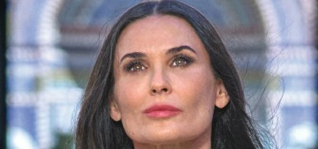 Demi Moore on her massive doll collection: 'I've always got little faces looking at me'
