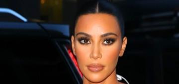 Kim Kardashian will never move to Kanye West's rustic Wyoming paradise
