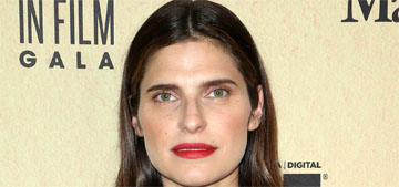 Lake Bell opens up about her depression following son's home birth
