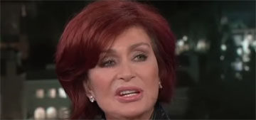 Sharon Osbourne is happy with her facelift: 'Odds are, you're going to get a dud'