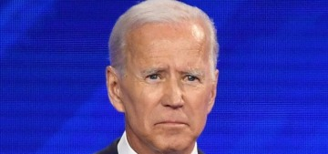 Joe Biden's 'record player' flub at the Dem Debate was not funny, it was awful
