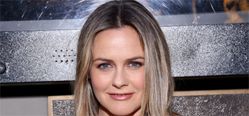 Alicia Silverstone calls out Starbucks for using disposable cups, charging for non-dairy