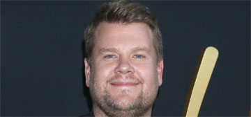 James Corden to Bill Maher's fat shaming: We're not lazy, we know