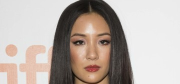 Constance Wu on her Twitter tantrum: 'I'm not proud of what I said'