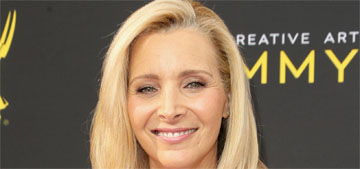 Lisa Kudrow on a 'Friends' reboot: 'If everyone else was doing it, I would do it'