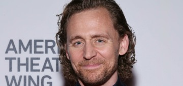 Tom Hiddleston might have given a 'Betrayal' theater-goer a Big O during the play