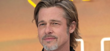 Brad Pitt: 'Trump represents a much bigger threat on such more serious issues'