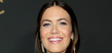 Mandy Moore releases her first new single in 10 years