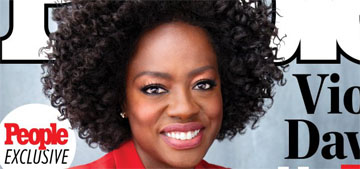 Viola Davis on growing up poor: 'I can't tell you how many people have helped me'