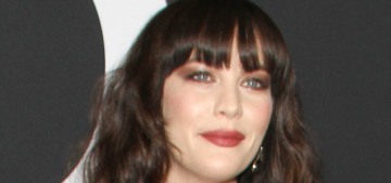 Liv Tyler got some bangs for the LA premiere of 'Ad Astra': love 'em or hate 'em?