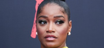 Keke Palmer on her Dick Cheney meme: 'I truly did not know who the man was'
