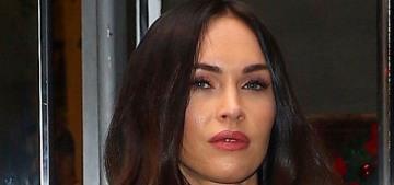 Megan Fox on her son Noah: 'He'll dress himself & he likes to wear dresses, sometimes'