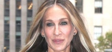 Sarah Jessica Parker has a wine line: 'I love a glass of wine at night, I love it'