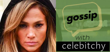 'Gossip with Celebitchy' podcast #30: polyamory, swinging and Hustlers