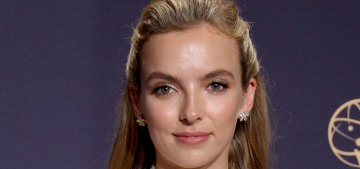 Jodie Comer wins in white Tom Ford at the Emmys: stunning or plain?