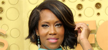 Regina King in Jason Wu at the Emmys: lovely and understated?