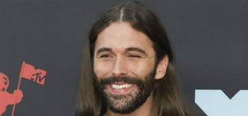 Jonathan Van Ness opens up about recovering from addiction and being HIV positive