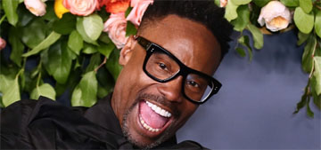 Billy Porter: 'I hope young queer people can look at me and know that they can'