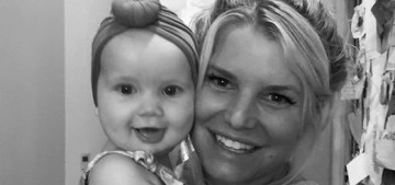 Jessica Simpson has lost 100 pounds in the six months since giving birth to Birdie