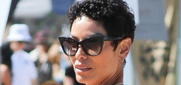 Nicole Murphy tried to explain how she ended up making out with a married man