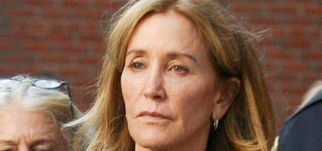 Felicity Huffman & her family are 'leaning on each other for support'