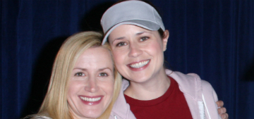 Jenna Fischer & Angela Kinsey say fans know more about 'The Office' than they do