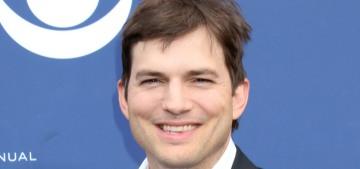 Ashton Kutcher pulled a dumb stunt in response to Demi Moore's memoir