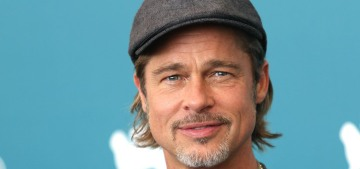 E!: Brad Pitt isn't really dating Sat Hari Khalsa because they didn't make out in public