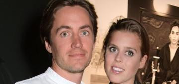 Princess Beatrice announces her engagement to Edoardo Mapelli Mozzi