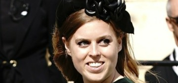 Princess Beatrice's engagement ring is allegedly worth more than Duchess Meg's