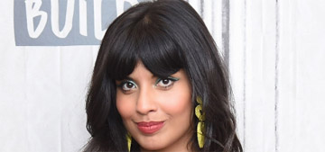 Jameela Jamil carries snacks in her purse, doesn't everyone do this?