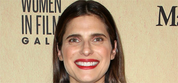 Lake Bell's husband is an apocalypse prepper and a ham radio operator