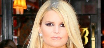 Jessica Simpson's trainer describes Jess's 100-pound weight loss program