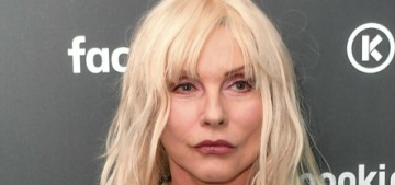 WaPo: Icon Debbie Harry 'proves she's more than just a pretty blonde in tight pants'