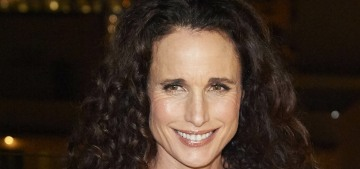 Andie MacDowell: Margaret Qualley & Pete Davidson 'have a beautiful relationship'