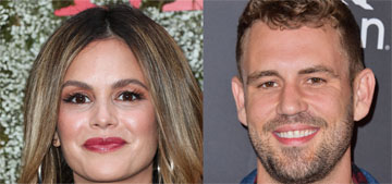 Rachel Bilson might be dating a Bachelor alum too, Nick Viall