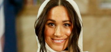 Duchess Meghan's great tour press is all a 'sneaky' PR scheme, apparently
