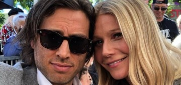 Is anyone else annoyed by Brad Falchuk & Gwyneth Paltrow's online extra-ness?