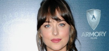 Dakota Johnson launches 'The Left Ear' podcast, full of survivors' stories