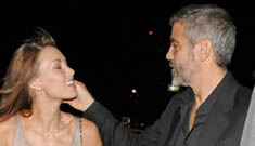 George Clooney was worried that girlfriend was paralyzed after accident