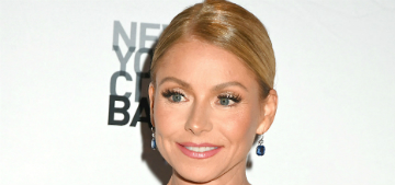 Kelly Ripa's daughter Lola couldn't wait to get out of the house