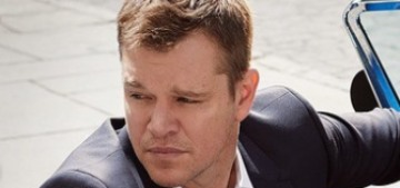 Matt Damon: 'I've left more money on the table than any actor actually'