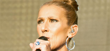 Celine Dion: 'I love the spotlight, I love to be looked at'