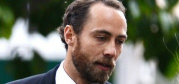 James Middleton is probably engaged to Alizee Thevenet & her ring is sapphire?