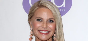 Christie Brinkley: 50 ain't what it used to be. Women need to declare their age