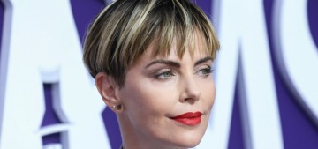 Charlize Theron wears Dior, shows off her 'bowl cut' hairstyle: love it or hate it?