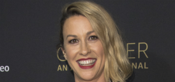 Alanis Morissette opens up about her third bout of postpartum depression
